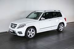 Mercedes GLK220 2,2 BlueTEC aut. 4Matic