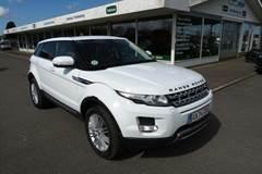 Land Rover Range Rover evoque 2,2 Land Rover Range Rover Evoque SD4 Prestige aut.