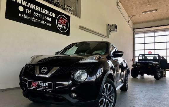 Nissan Juke 1,5 dCi 110 Visia Van