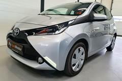 Toyota Aygo 1,0 VVT-i x-press x-shift