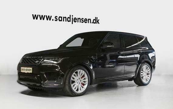 Land Rover Range Rover sport 5,0 P525 HSE Dynamic aut. Van