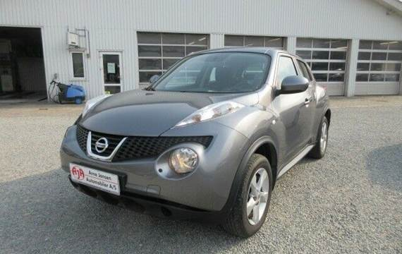 Nissan Juke 1,6 Visia Activ