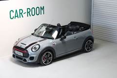 Mini Cooper S 2,0 JC Works Cabriolet