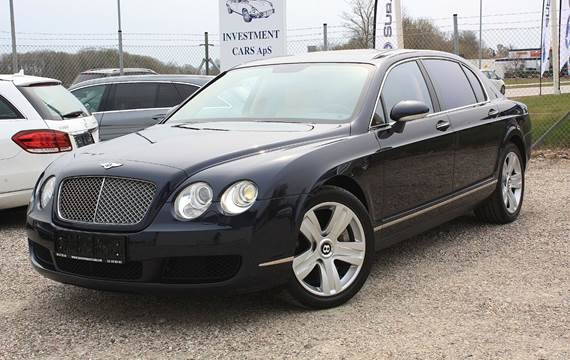 Bentley Continental Flying Spur 6,0 aut.