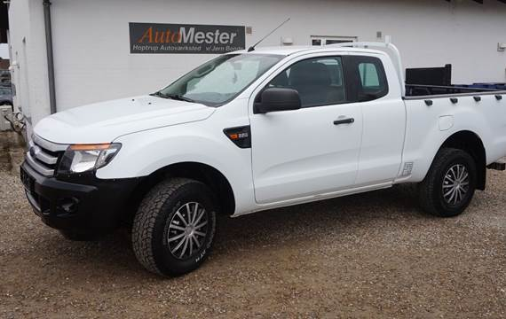 Ford Ranger 2,2 TDCi 149 Limited Edition