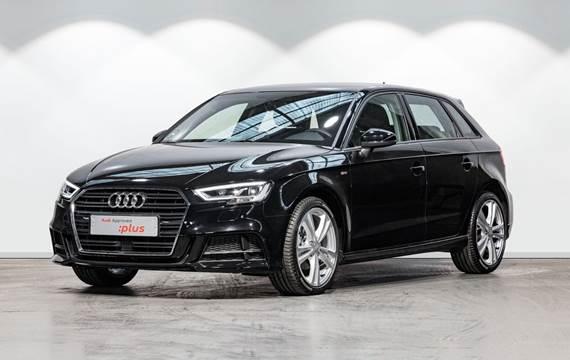 Audi A3 TDi Sport Limited Sportback
