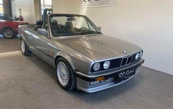 BMW 325i 2,5 Cabriolet