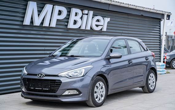 Hyundai i20 1,0 T-GDi Trend
