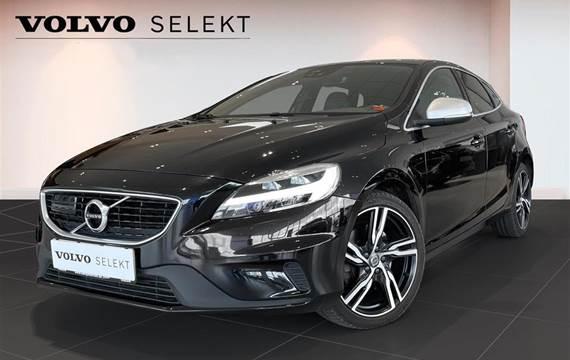 Volvo V40 2,0 D4 R-design  Stc 8g Aut.