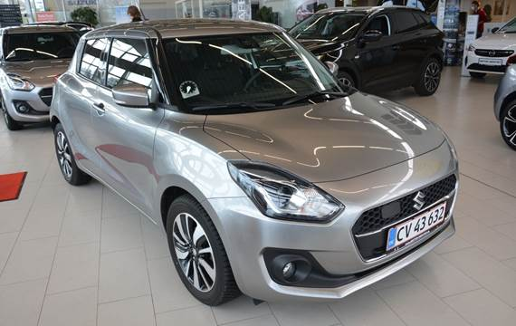Suzuki Swift 1,0 Boosterjet Hybrid Excl. Hit
