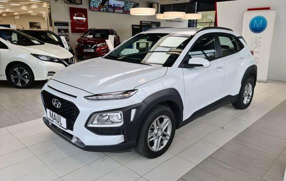 Hyundai Kona 1,0 T-GDi Nordic Edition+