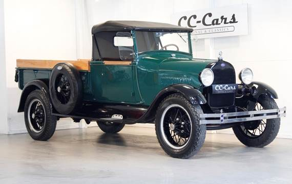 Ford A 3,3 Pick-up