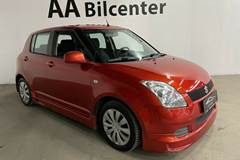 Suzuki Swift 1,5 Red Edition