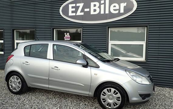 Opel Corsa 1,2 16V Sport