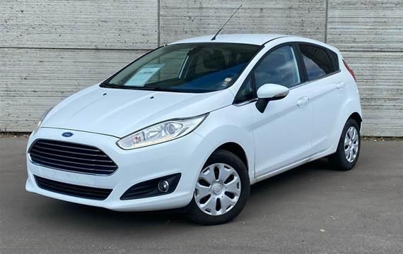 Ford Fiesta EcoBoost Titanium X Start/Stop 125HK 5d