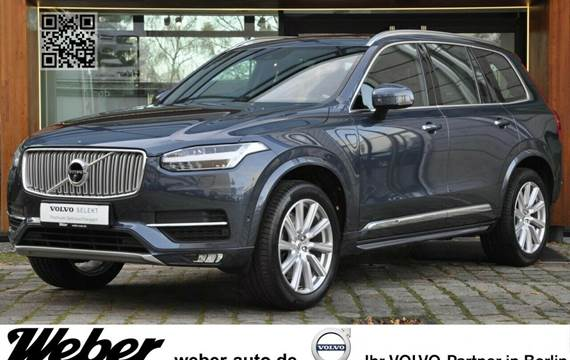 Volvo XC 90 Volvo XC90 T5 AWD Inscription *Pano*HUD*SH*7-Sitz*360*