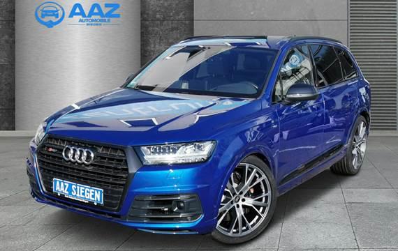 Audi SQ7 TDI QUAT MATRIX LED 22''PANO NP 135 T