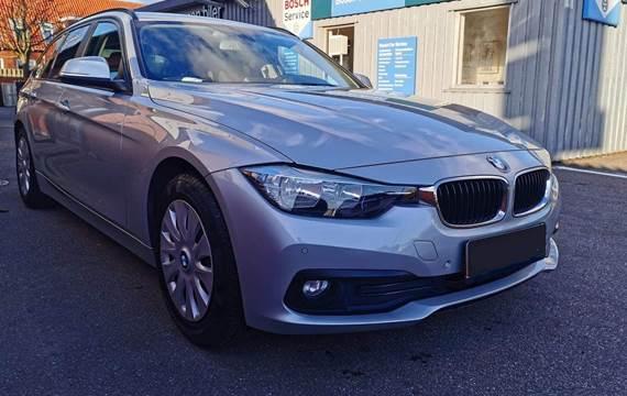 BMW 318d - 150 hk Steptronic TouringOm Virksomheden: