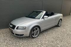 Audi A4 2,4 V6 Cabriolet
