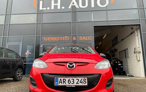 Mazda 2 1,3 75 Go