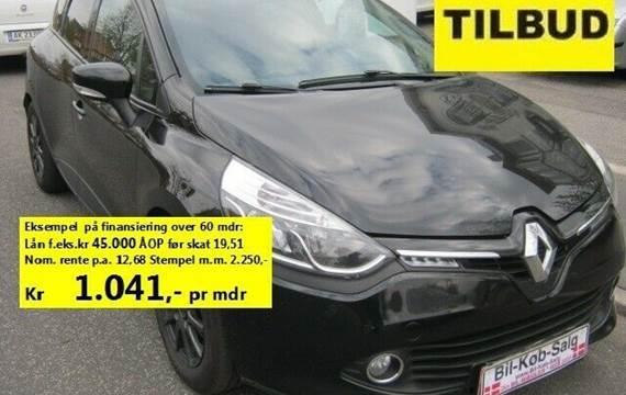 Renault Clio IV 1,5 dCi 75 Authentique Sport Tourer