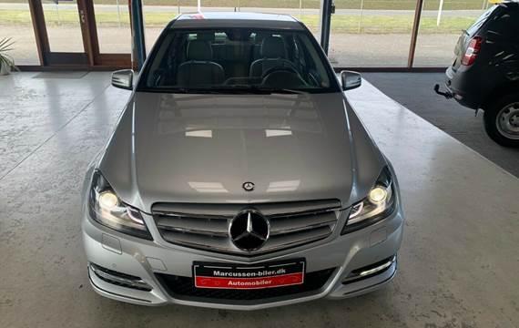 Mercedes C200 1,8 Avantgarde aut. BE