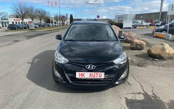 Hyundai i20 1,1 CRDi 75 Comfort