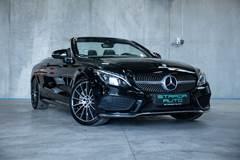 Mercedes C300 2,0 AMG Line Cabriolet aut