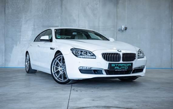BMW 640d 3,0 Gran Coupé aut.