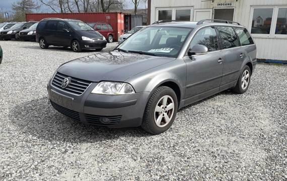 VW Passat 1,9 TDi 100 Variant