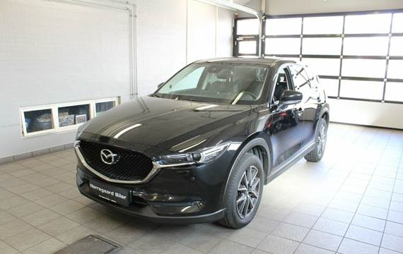 Mazda CX-5 2,2 Sky-D 175 Optimum aut. AWD