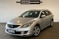 Mazda 6 2,0 DE Advance stc.