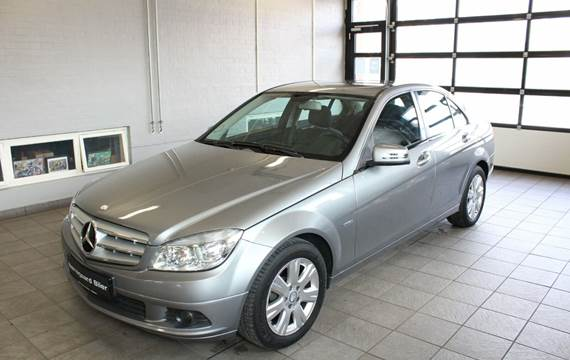 Mercedes C200 2,2 CDi Elegance BE