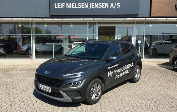Hyundai Kona 1,0 T-GDi Advanced DCT