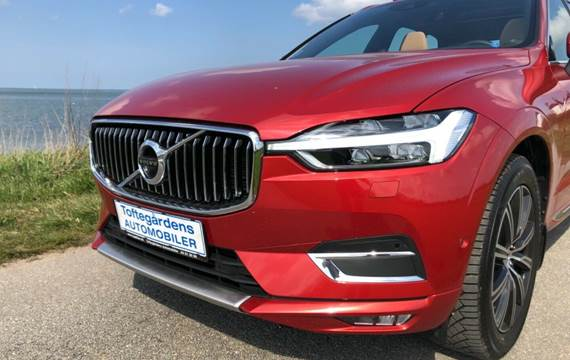 Volvo XC60 2,0 T6 310 Inscription aut. AWD