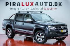 VW Amarok 2,0 TDi 180 Highline aut. 4M