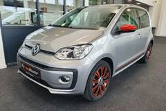 VW UP! 1,0 MPi 75 Club Up! ASG