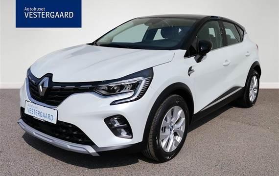 Renault Captur 1,6 E-TECH  Hybrid Intens  5d Aut.