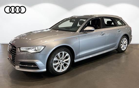 Audi A6 2,0 TDi 190 S-line Avant S-tr.