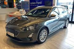 Ford Focus 1,0 EcoBoost Titanium stc.