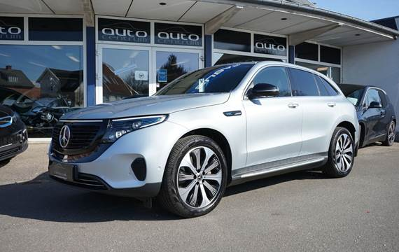 Mercedes EQC400 Edition 1886 aut. 4Matic