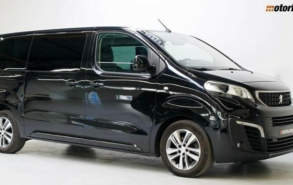 Peugeot Traveller 2,0 BlueHDi 180 L3 Allure EAT6