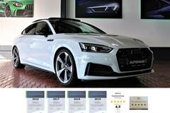 Audi A5 TFSI 3xS-LINE*BLACKPACKET*PANO*MATRIX