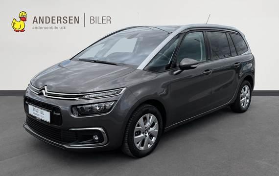 Citroën Grand C4 SpaceTourer Blue HDi Intensive+ EAT6 start/stop 120HK 6g Aut.