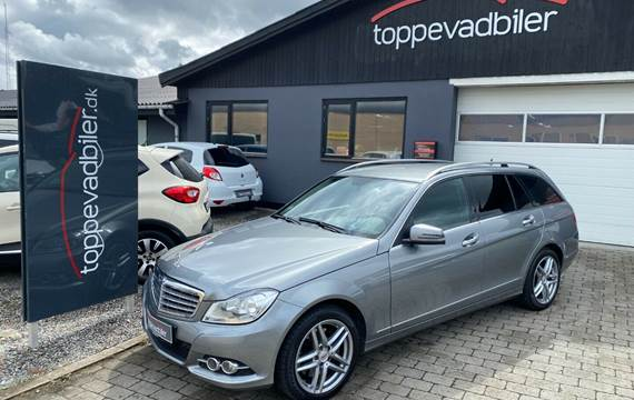Mercedes C350 3,0 CDi stc. aut. BE Van