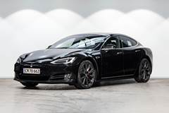 Tesla Model S Ludicrous Performance AWD