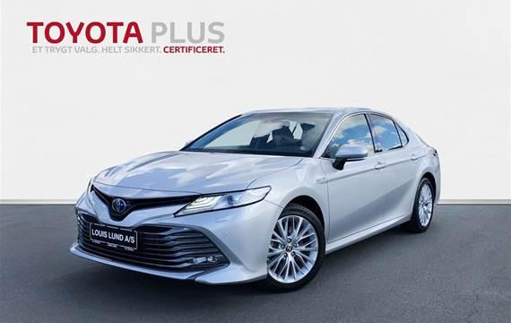 Toyota Camry 2,5 VVT-I  Hybrid H3 Limited  Aut.