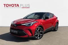 Toyota C-HR 2,0 Hybrid C-LUB Premium Multidrive S  5d Aut.