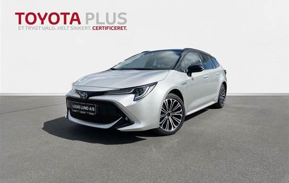 Toyota Corolla 2,0 Touring Sports  Hybrid H3 Premium E-CVT  Stc 6g Aut.