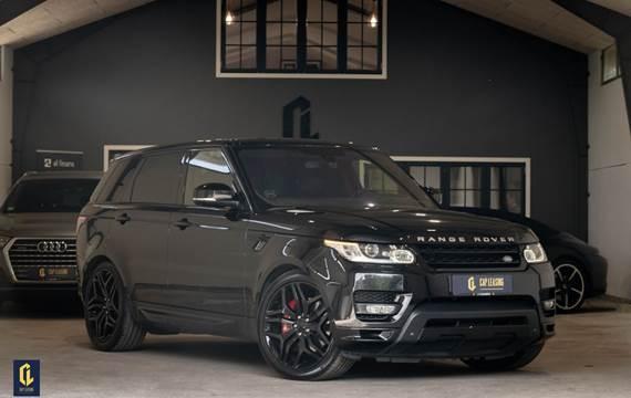 Land Rover Range Rover sport 4,4 SDV8 Autobiography Dynamic aut.